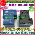 (10PCS) original power relay SLA-05VDC-SL-A 4 feet / 30A / 5VT90