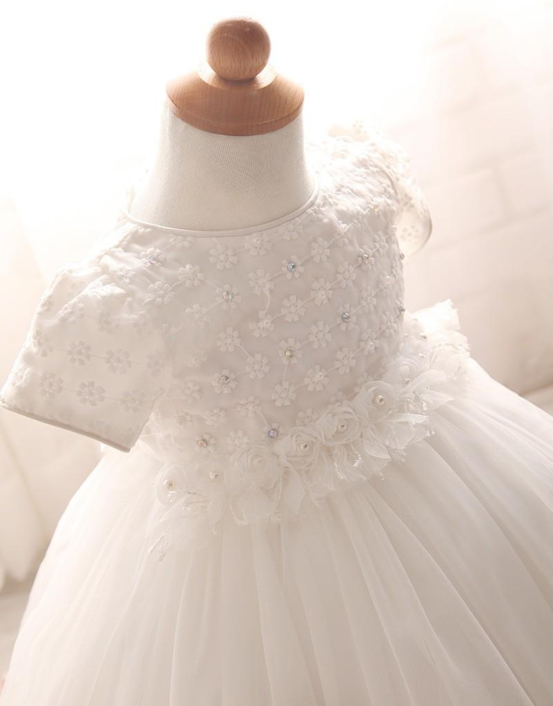 Baby Flower Dress (5)