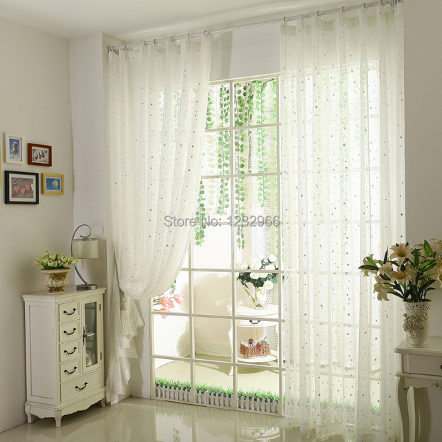 Cotton Voile Curtains White Fabric Sheer Silver Pressed Tulle For Living  Room Voile Curtain Fabric Hotel