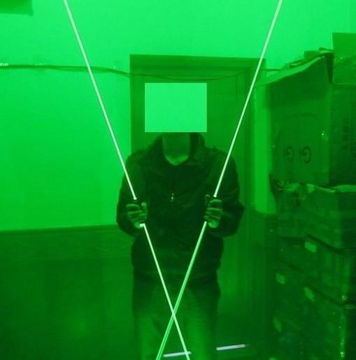 laser men 6