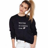 Drop Shoulder Raw Cotton Hoodie Women S Letter Print Long Sleeve Casual Pullovers Sweatshirt 2017 Fall
