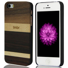 Wood Case for iPhone 5S Natural Wood Hard Back Protective Case for Apple iPhone 5S SE