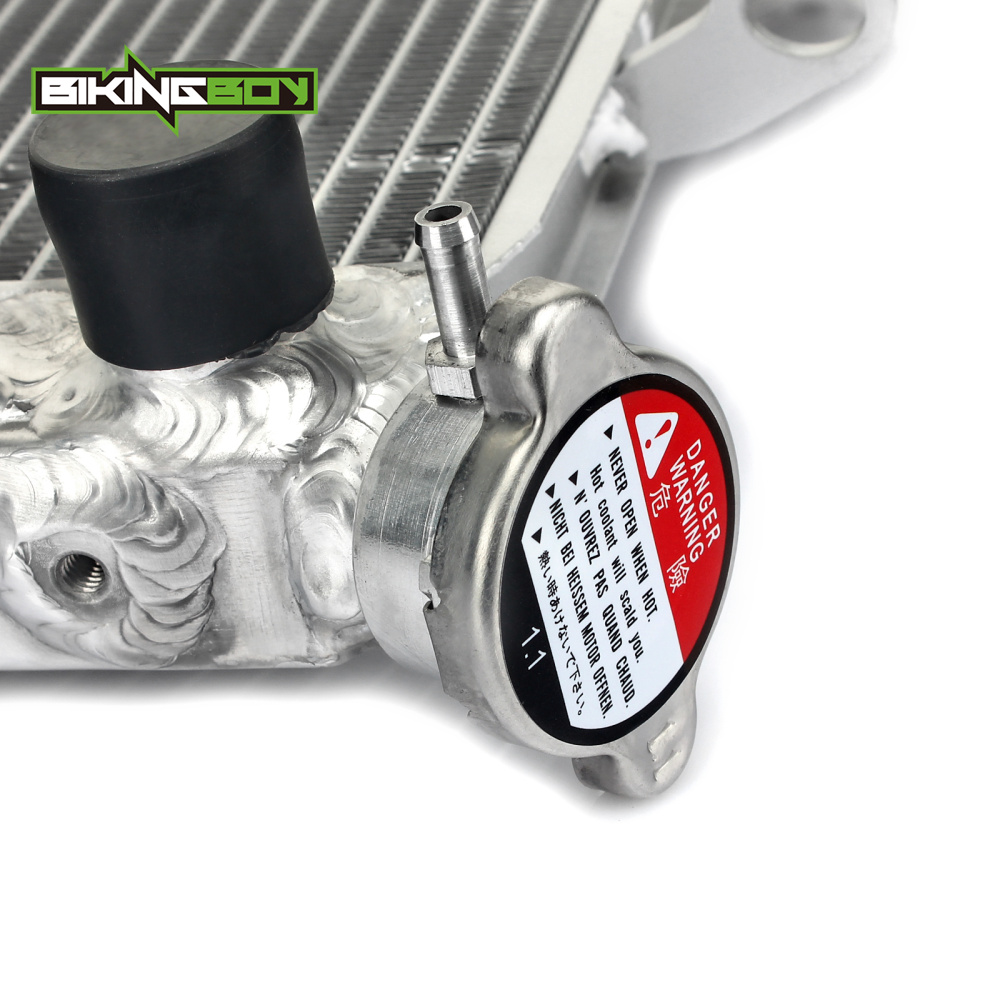 Aluminum Core Engine Radiator Cooler for Yamaha Fazer 1000 FZ1 06 07 08 09 10 12