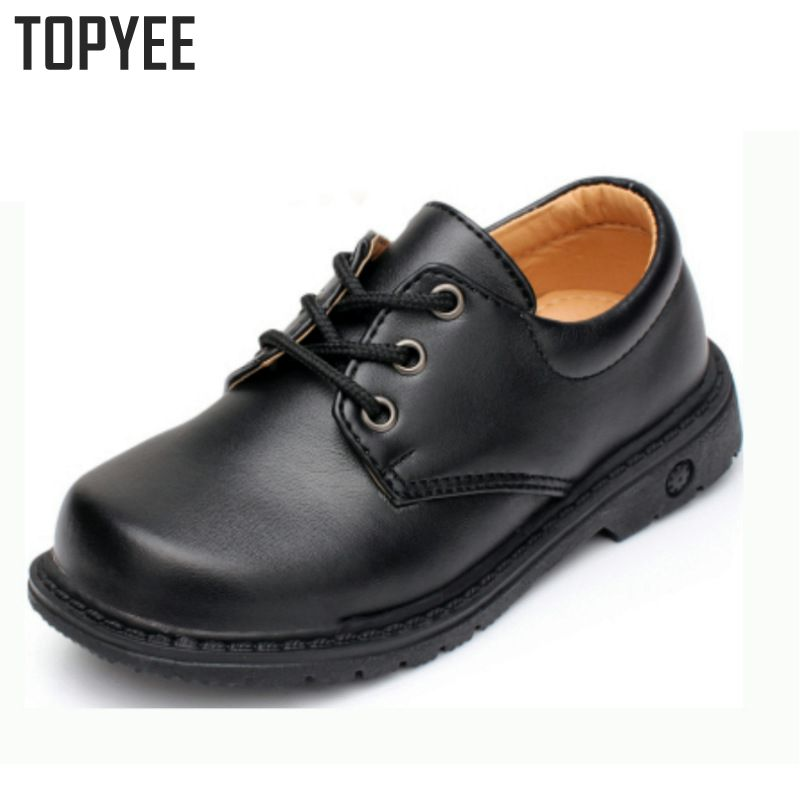aliexpress buy 2017 new children leather shoes for
