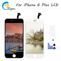 1PCS Alibaba China LCD Touch Screen Display Digitizer Replacement Assembly For IPhone 6 Plus Screen Replacement