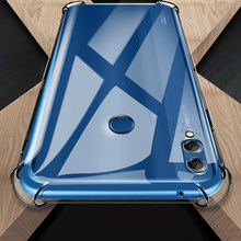Airbag Phone Case For Huawei Honor 8X Max 8C 10 9 8 Lite P30 Mate 20 X 10 P20 Lite Pro Y9 P Smart 2019 Nova 4 3i Soft TPU Cover(China)