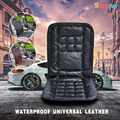 Car Styling Waterproof Car Seat Cushions Universal Leather Front Automotive Breathable Covers Auto Accessories