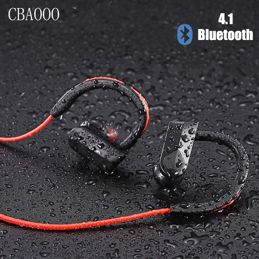 CBAOOO Sport Bluetooth Earphone Stereo Wireless Headphones With Microphone bluetooth Headsets Earbuds For Phone kulakl k xiaomi top mini sport bluetooth earphone for wileyfox spark earbuds headsets with microphone wireless earphones