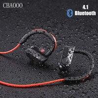 Sports Wireless Bluetooth Headphone Waterproof Earphone With Microphone Handsfree Stereo Ear Hook Earbuds For Phone Airpods