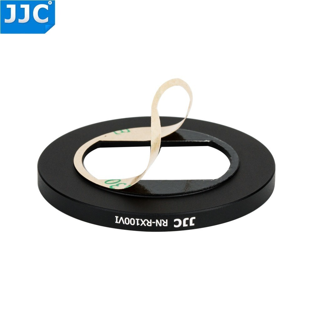 JJC RX100 M6 Filter Mount Adapter for Sony RX100 VI Camera Lens Cap Keeper 52mm MC UV CPL Filters Tube Kit