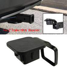 2 Trailer Hitch Receiver Covers Plug Cap Dust Protector For Toyota FJ Cruiser(China)