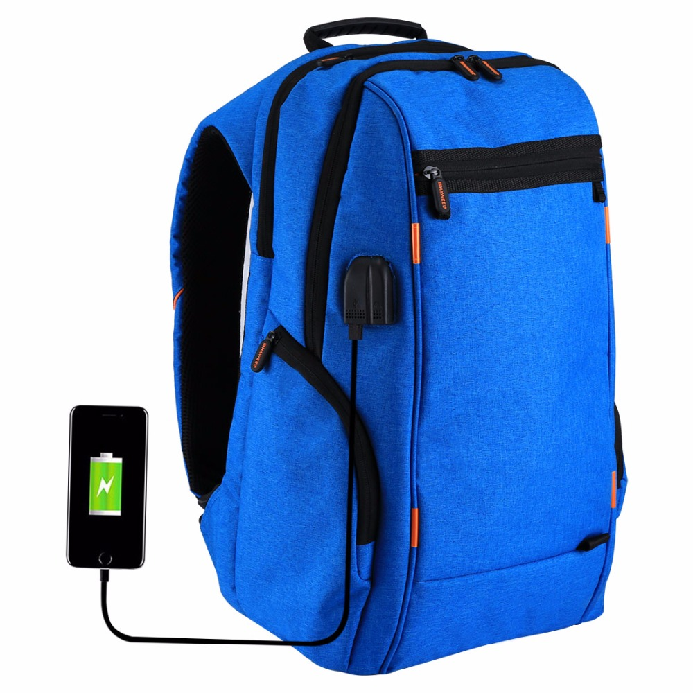 HAWEEL Outdoor Comfortable Breathable Tablets Casual Backpack Laptop