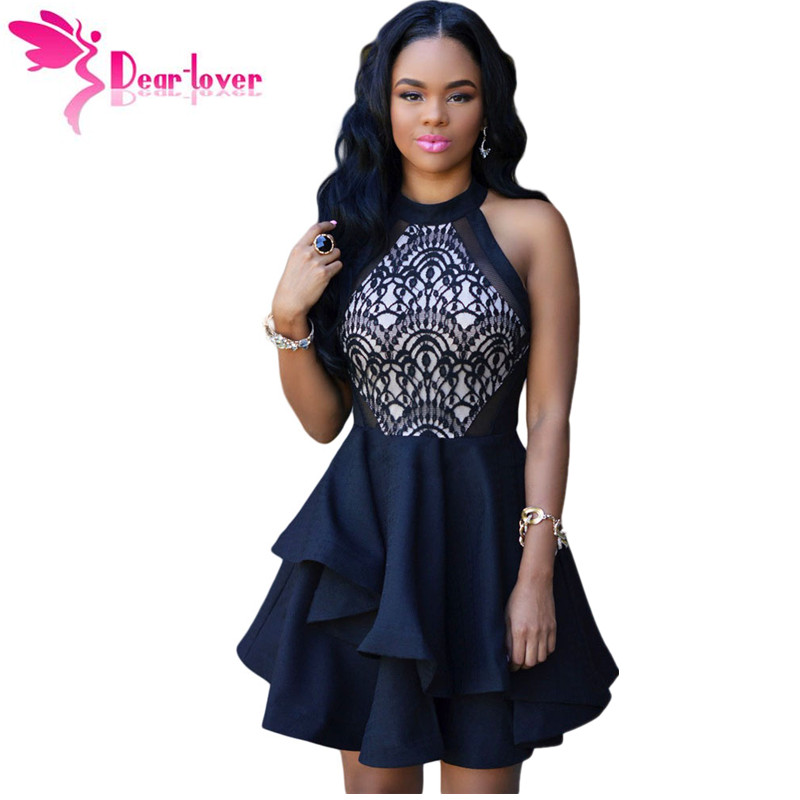 Lace Bodycon Fit Nude Impression Corset Belted Women Black