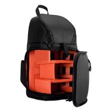 Камера сумка через плечо крест DSLR случае водонепроницаемый w/дождевик мягкий стильный путешествия штатив для мужчин женщин сумка рюкзак