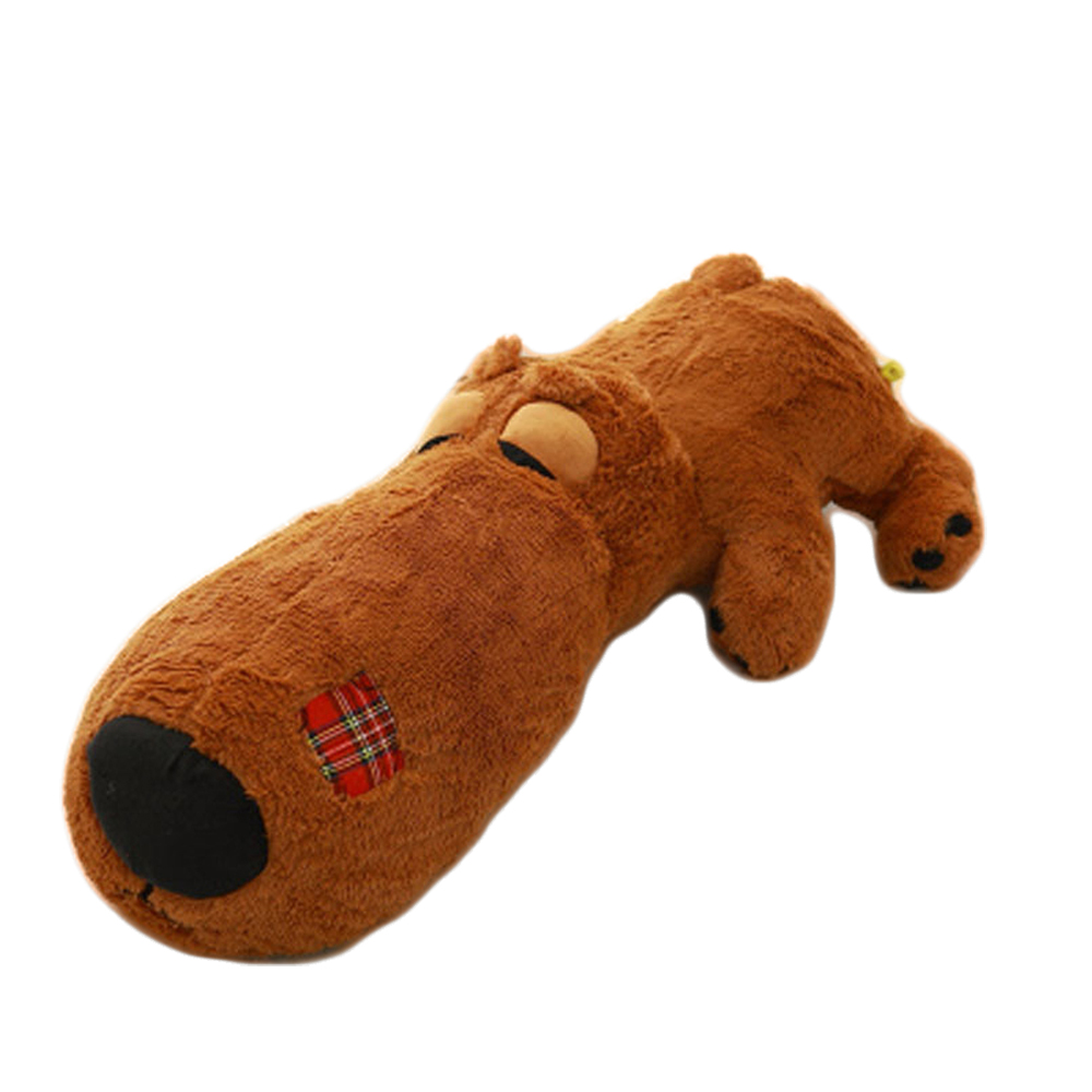 Cartoon Soft Toys Giant Stuffed Plush Animals Dog Dolls Peluches