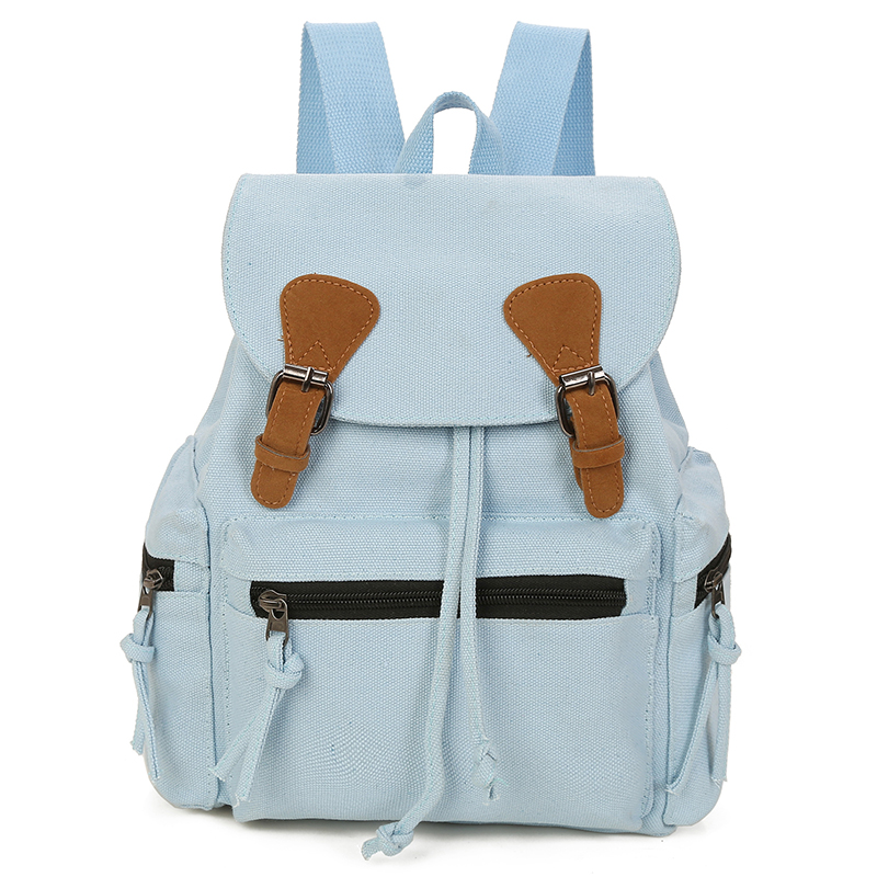 Washed Jeans Denim Canvas Backpacks To Do Old Classic Travel Backpacks Campus Girls Teenagers School Shoulder Schoolbags