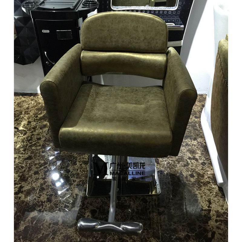 New luxury european-style chair. Hair salons dedicated hairdressing - Furniture - Photo 3