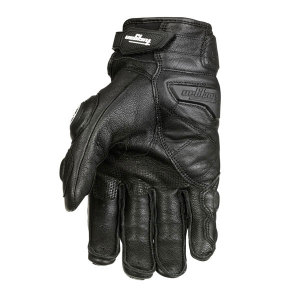 Image 4 - Mens Women 4 Season Driving Supertech Black/White Motorcycle Leather Gloves Racing Glove Motorbike Cowhide racing bike knight