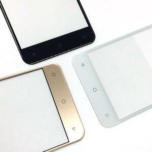 Image 3 - حساس شاشة لمس لبريستيجيو موزي B3 PSP3512DUO PSP3512 عدسات زجاجية أمامية شاشة لمس خارجية مع ملصق 3m مجاني
