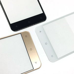 Image 3 - Touch Screen Sensor For Prestigio Muze B3 PSP3512DUO PSP3512 DUO Front Glass Lens External Sscreen Touch with free 3m sticker