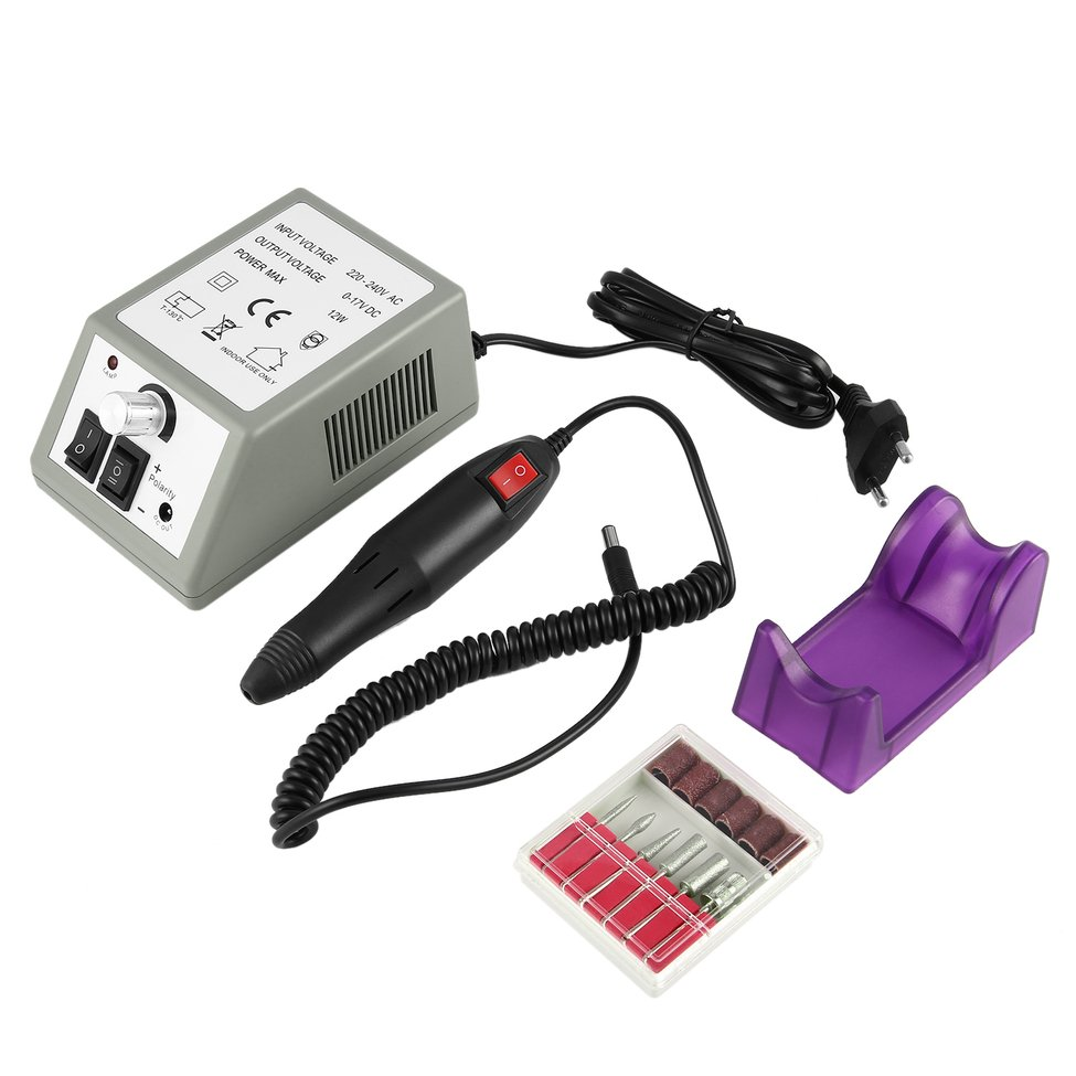 Electric Manicure Drills Accessories Pedicure Tools Files Nail Tools Polisher Grinding Glazing MachineElectric Manicure Drills Accessories Pedicure Tools Files Nail Tools Polisher Grinding Glazing Machine