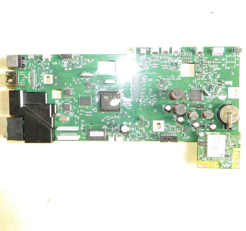 CM749 motherboard for HP Officejet Pro 8600 Main Board CM749-80001 for hp 950 print head 815248 501 main board for hp 15 ac 15 ac505tu sr29h laptop motherboard abq52 la c811p uma celeron n3050 cpu 1 6 ghz ddr3