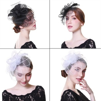 Stylish Fascinator  From Party Your Hair.