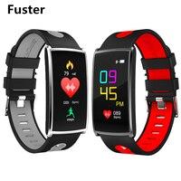 Fuster 2018 Latest Sport Smart Band N68 Heart Rate HR Tracker Smart Bracelet Blood Pressure Detection
