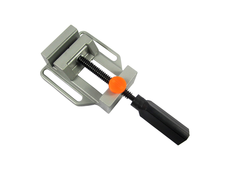 Charming Mini Bench Vice Part - 6: RH-006 CNC Milling Machine Tool Bench Clamp Jaw Mini Table Vice Plain Vice(
