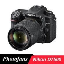 Nikon D7500 DSLR Камера