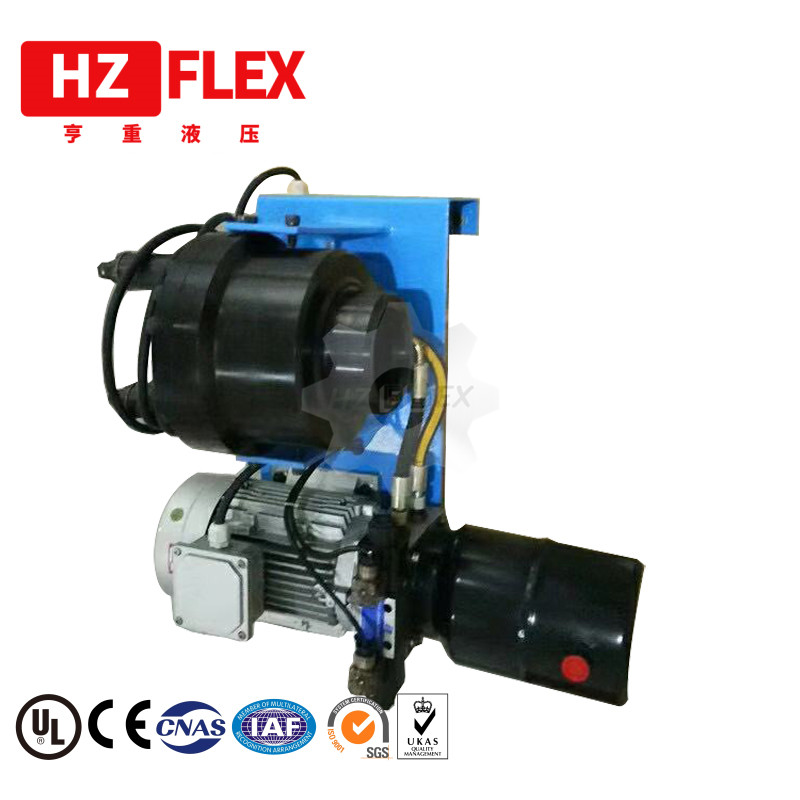 CNF terms Portable pipe hose repair machine electric 220v 380v hydraulic  hose press with 7 sets of dies