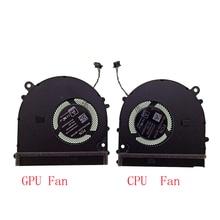 Nouveau ventilateur de refroidissement CPU GPU pour ordinateur portable Xiao mi PRO15.6 mi air Pro 15.6 «pour ventilateur de refroidissement de processeur pour ordinateur portable ventilateur de refroidissement vidéo GPU