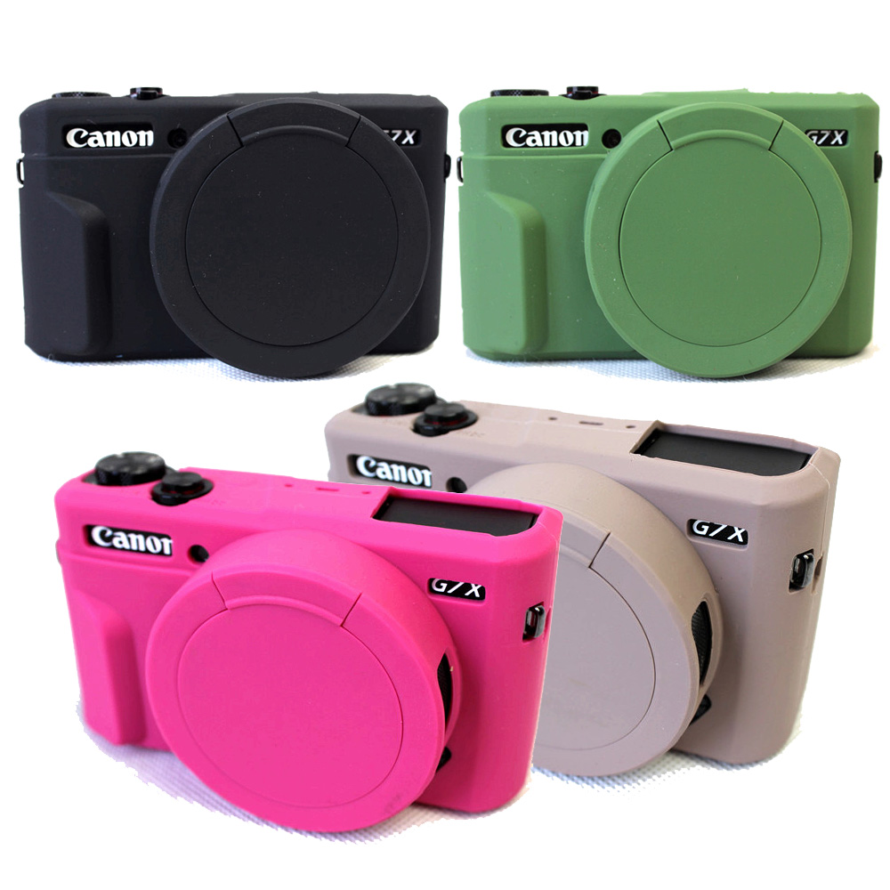 Pink Neoprene Protective Durable Mini Sleeve for Nikon Coolpix S Compact Point and Shoot Digital Photo Camera and Screen Protector and Mini Tripod