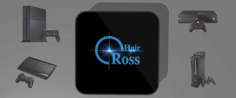 Reasnow CrossHair souris et clavier Convertisseur Adaptateur pour PS4/PS3/XBOXONE/XBOX 360/Commutateur - 3