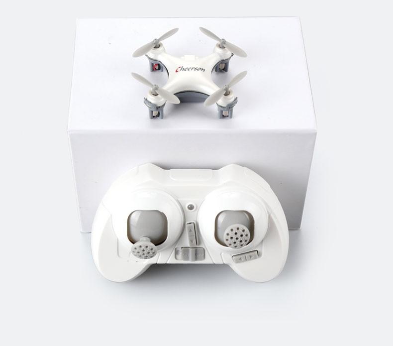 Pocket Quadcopter 4CH Quad 13