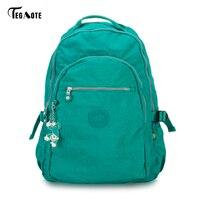 TEGAOTE 2017 Large Capacity Backpack For Teenage Girls Mochila Feminine Backpacks School Nylon Waterproof Bags For