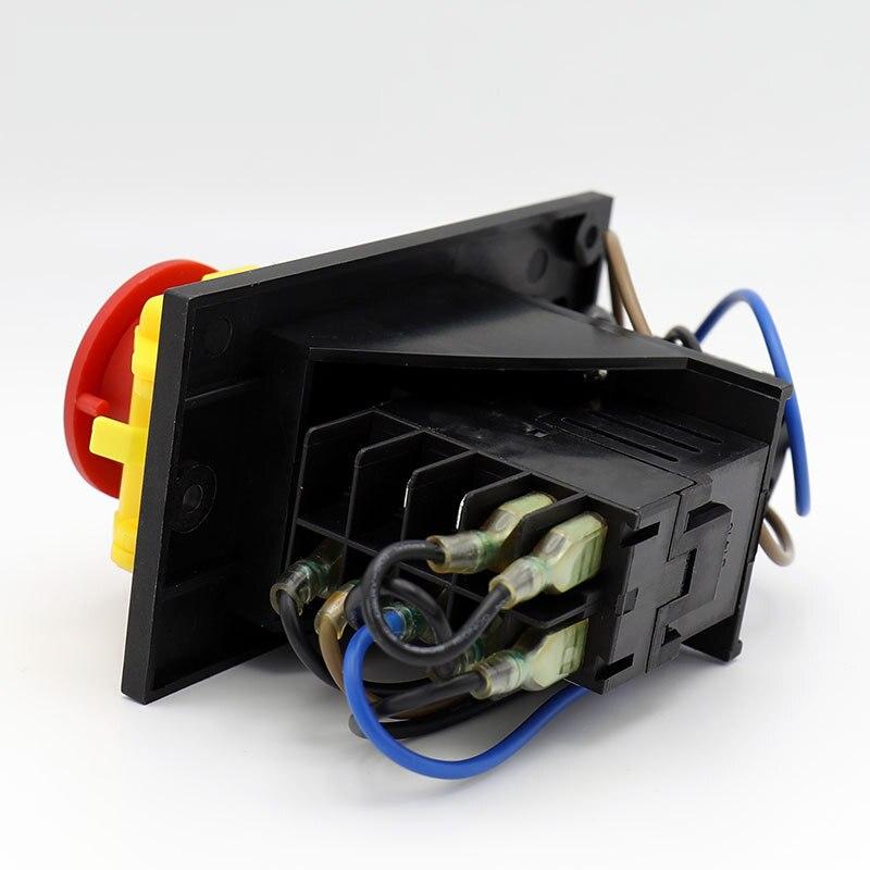 Kedu Kjd18 7 250 400v 15a Electromagnetic Commutation On Off