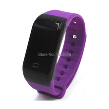 Heart rate monitoring smart wristband H3, waterproof bluetooth bracelet health fitness activity tracker for outdoor sport,