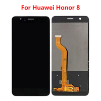 Touch Screen For Huawei Honor 8 LCD Display Digitizer Sensor Glass Panel Assembly For Huawei Honor