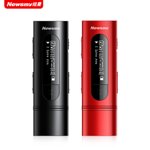 Yescool B55 8 ГБ портативный спортивный MP3 плеер без потерь с высоким качеством звука Диктофон FM радио Поддержка TF hifi walkman