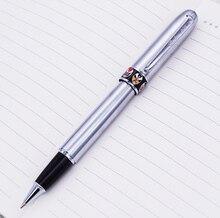 Duke 805 stylo à bille rouleau de qualité motif de rythme opéra de pékin, stylo décriture Design Unique fournitures de bureau noir