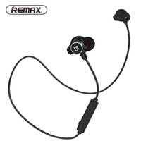 Original Remax RB S7 Magnetic Sport Bluetooth Earphone in ear Headset HD Stereo Bass Neckband Headset for Apple Samsung