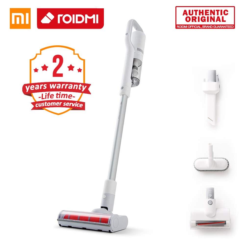 * Authentique ORIGINAL * XiaoMi ROIDMI aspirateur F8E portable sans fil 4 en 1 aspirateur à faible bruit Smart Home Cleaner