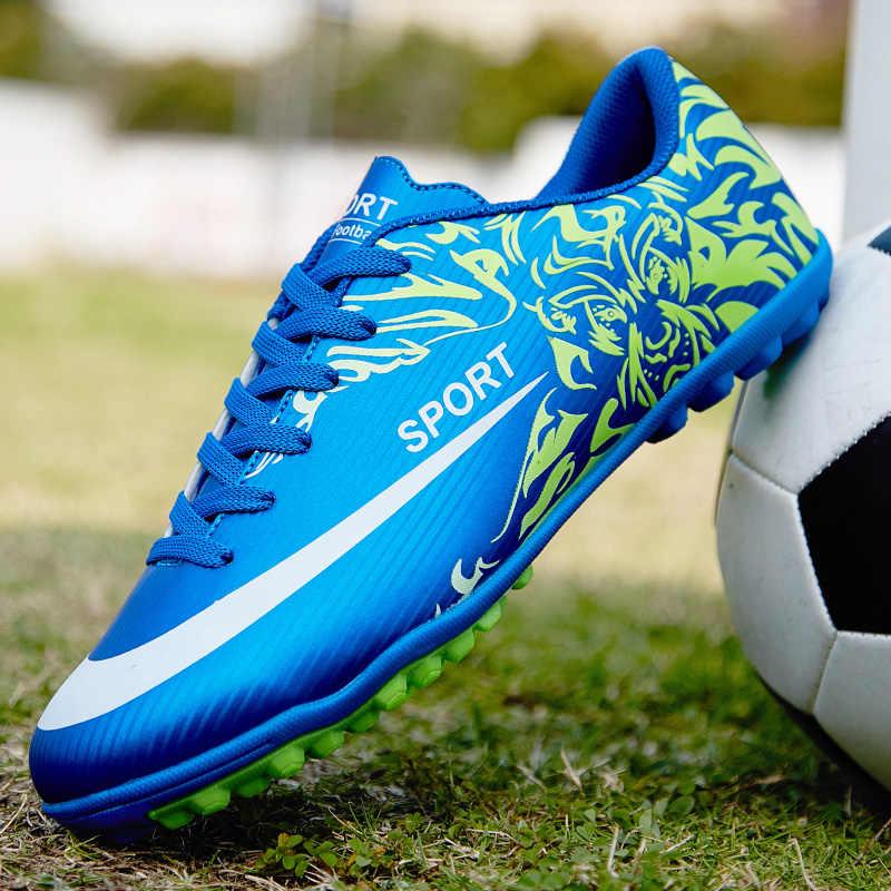 Sapatos de Futebol profissional PRO XII Clube MG Vitória Superfly FG Chegam Novas Botas Homens Tênis de Treinamento De Futebol Adulto Crianças Grampo