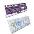 2016 HOT SALE fashion New iMICE USB Wired Illuminated Colorful LED Backlight Multimedia PC Gaming Keyboard very nice
