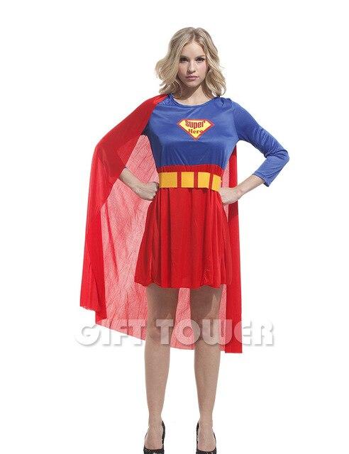 disfraces superwoman