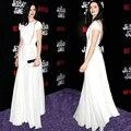 Elegant Krysten Ritter at Red Carpet Celebrity Dresses at Jessica Jones Series Premiere 2016 Spring Evening Dress