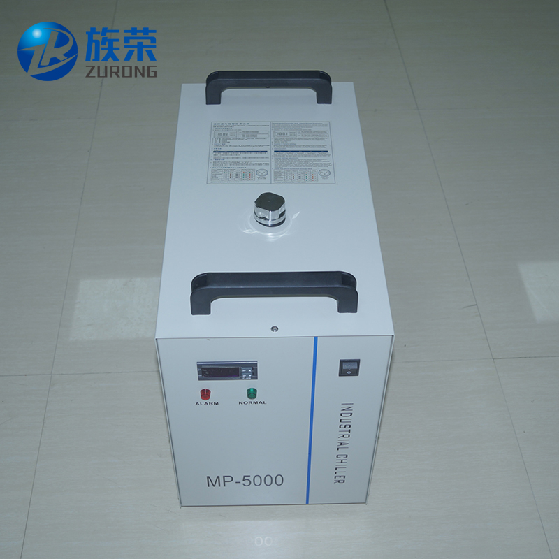 SHZR Acqua Chiller prezzo a buon mercato CW-5000 Refrigeratore D'acqua per Macchine Incisore Laser