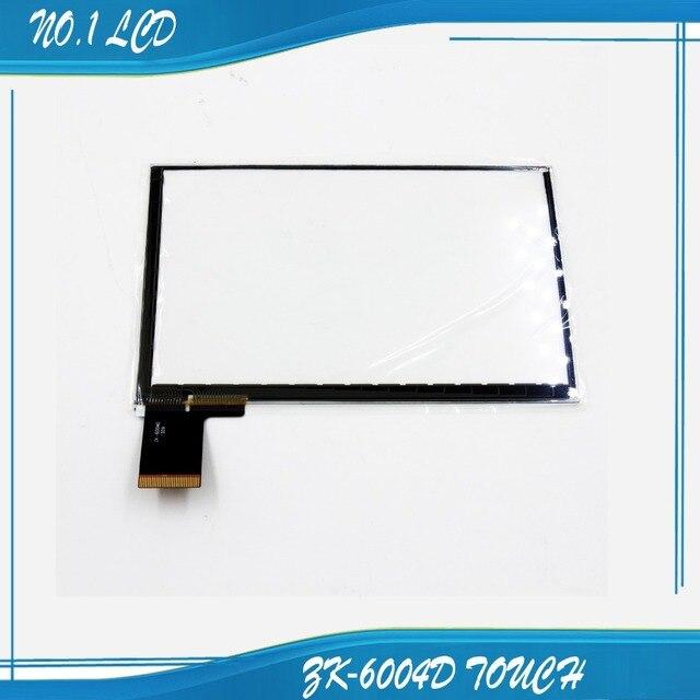 Бесплатная доставка 5 дюймов Емкостный сенсорный экран для JXD S5110B PSP сенсорный дигитайзер стекла, кабель ZK-6004D, размер: 119*74 мм