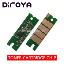 1,5 K 407971 150LE 150HE чип картриджа с тонером для Ricoh Aficio SP 150 150SU 150w 150SUw sp150 sp150he sp150su сброс заправки мощности